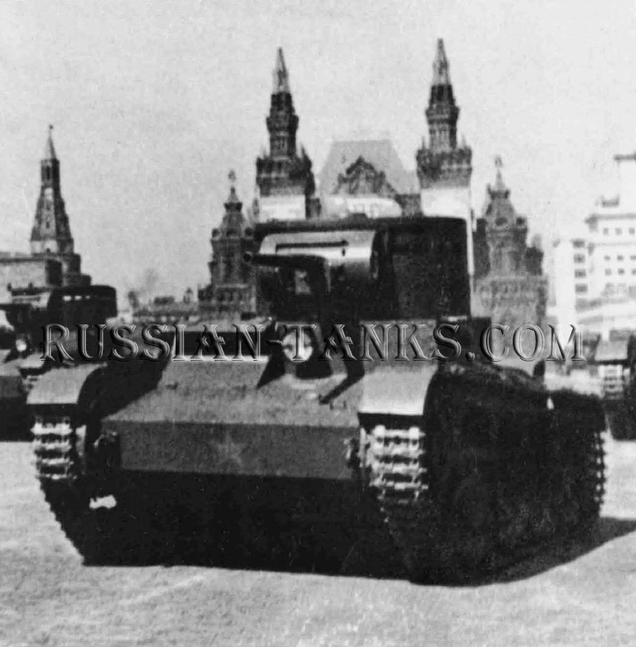 Light Tank: T-26B-2 Model 1933, the Red Army