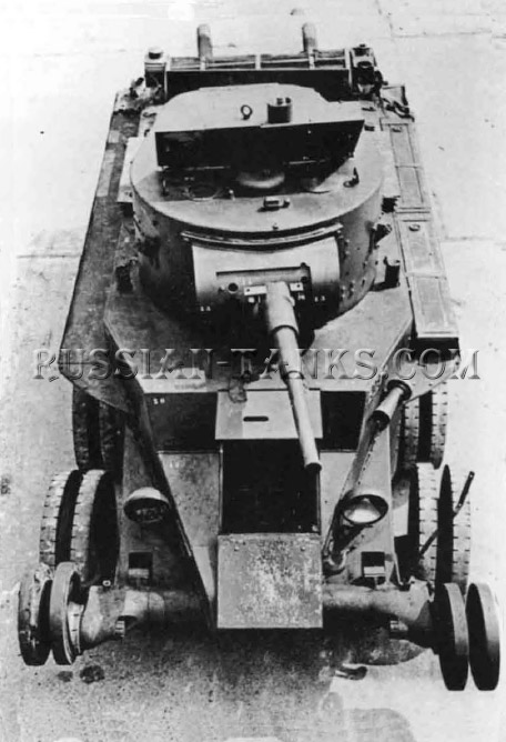 Medium And Fast tanks: BT-5