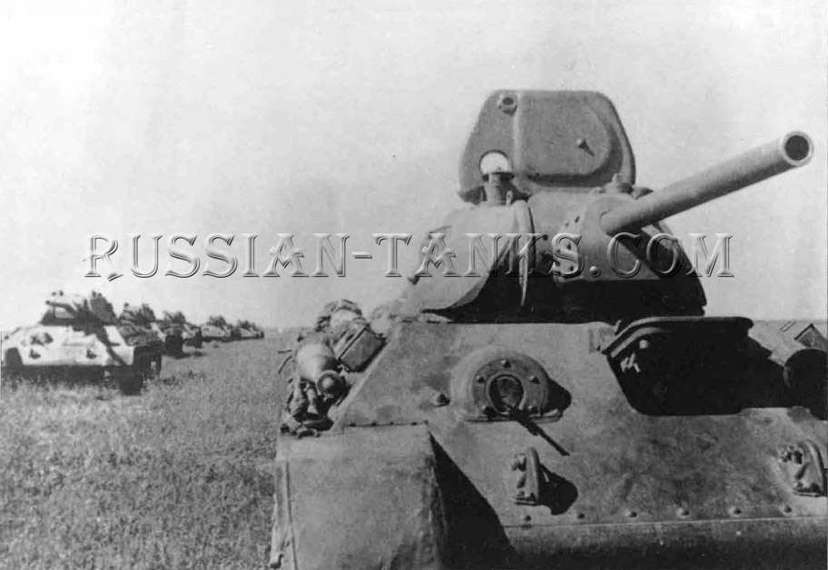The T-34: T-34