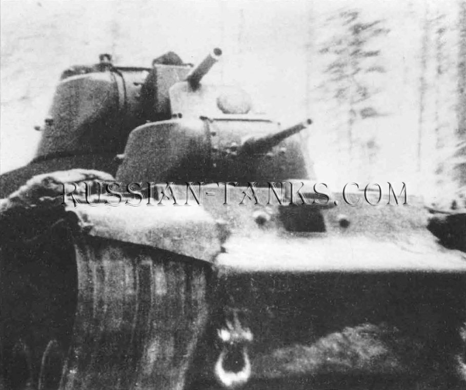 Heavy Tanks: The SMK Heavy Tank