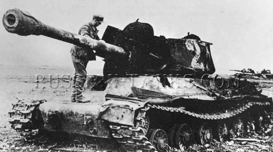 Heavy Tank: IS-1 Soviet Tank