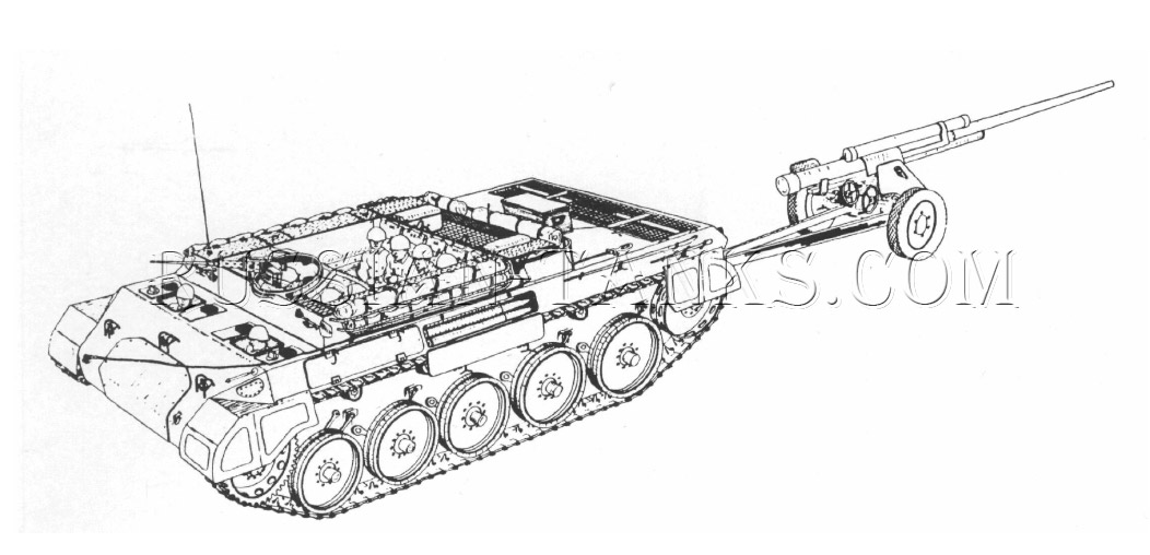 American armored utility vehicle M39