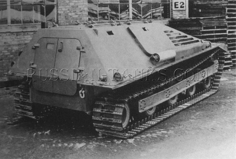 Infantry tracked vehicle T56