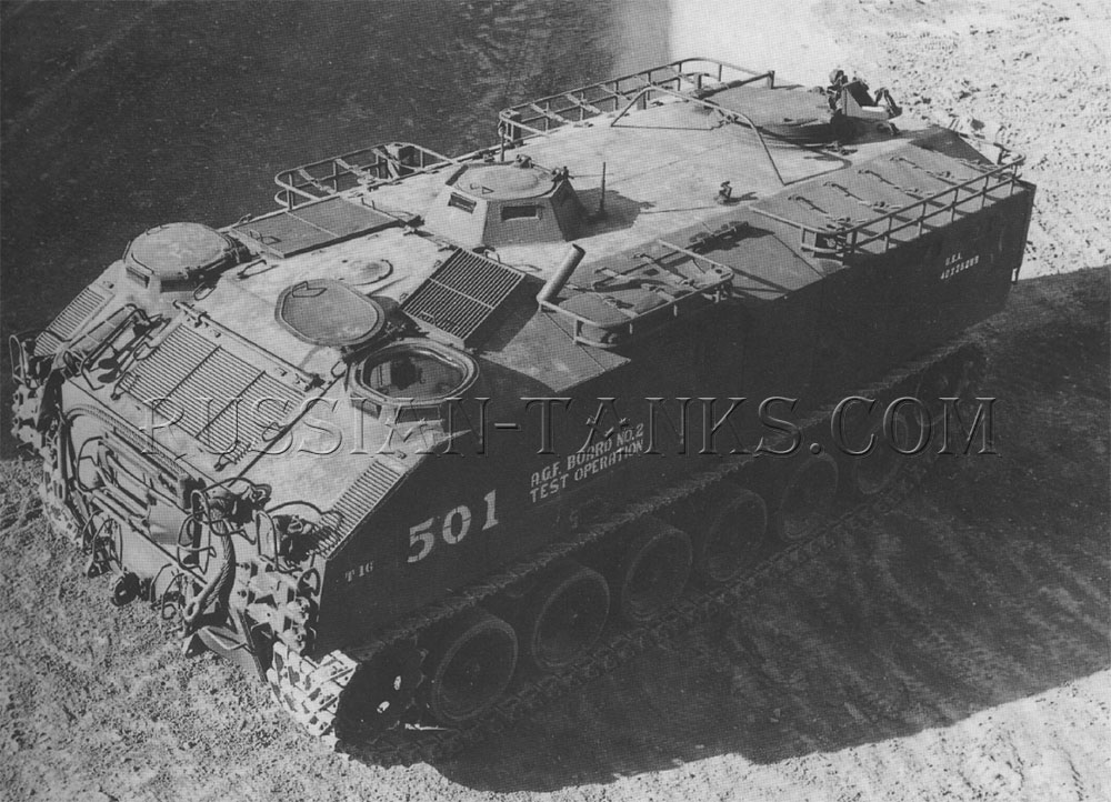 American armored utility vehicle M44 (T16)
