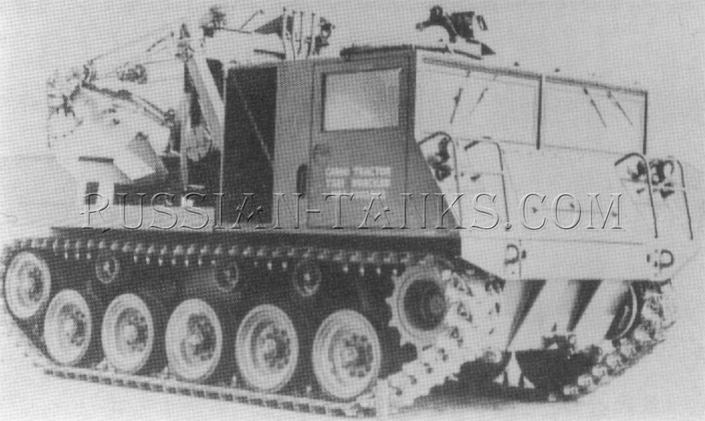The high speed wrecker T5E1