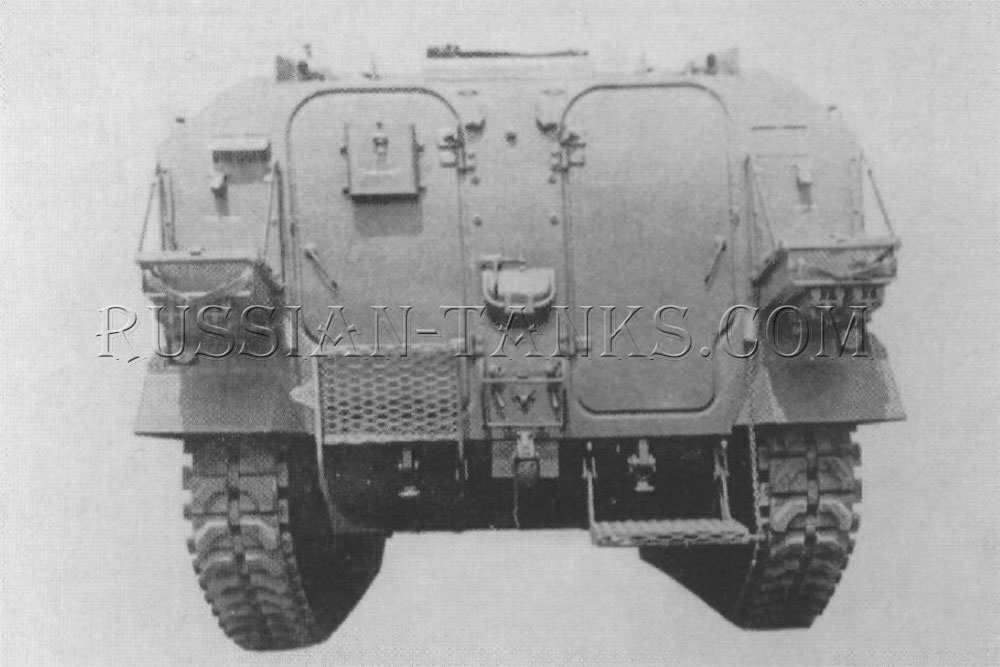 American armored utility vehicle M44E1
