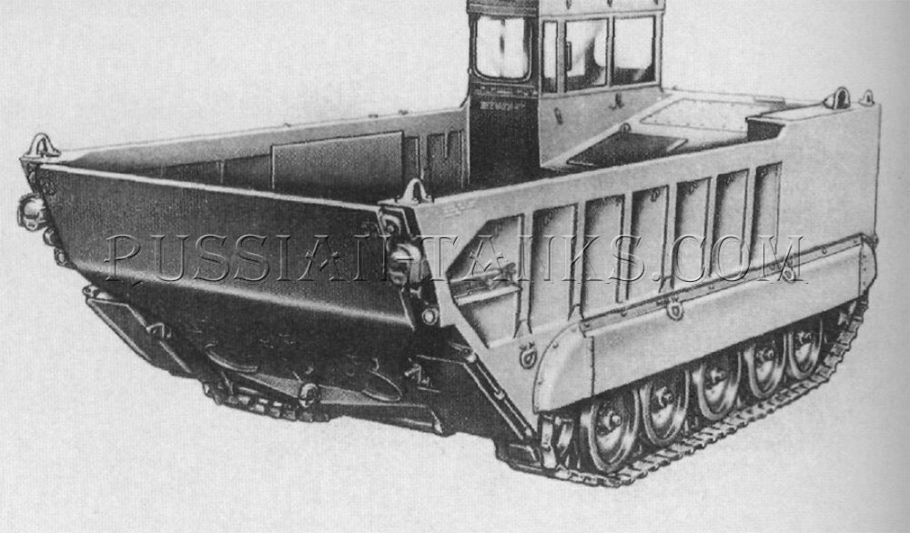 The missile carrier M667