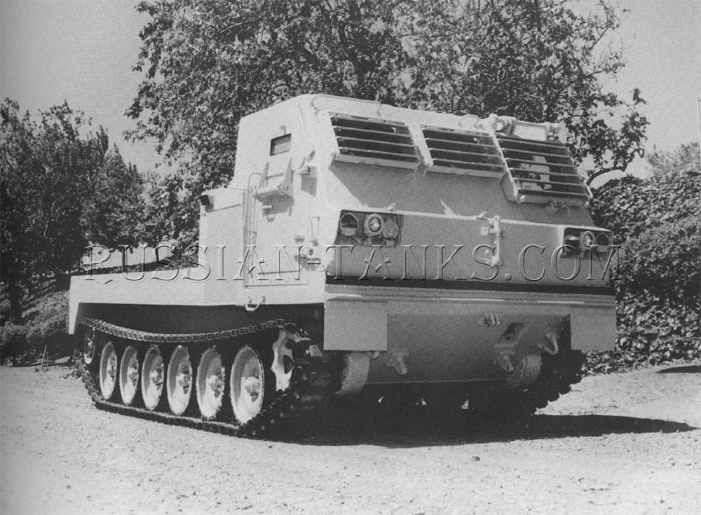 The universal carrier XM1108
