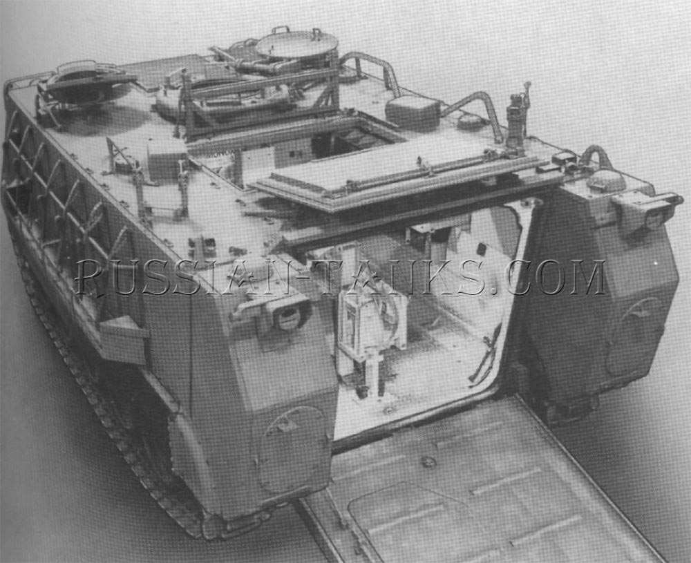 Tactical operations center vehicle based M113 series