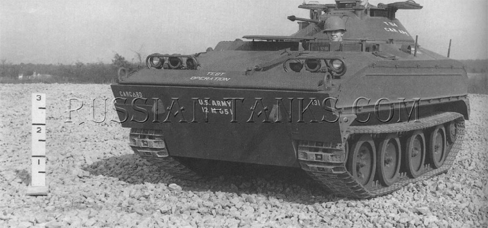 Pilot number 3 of the command and reconnaissance vehicle T114, registration number 12M651