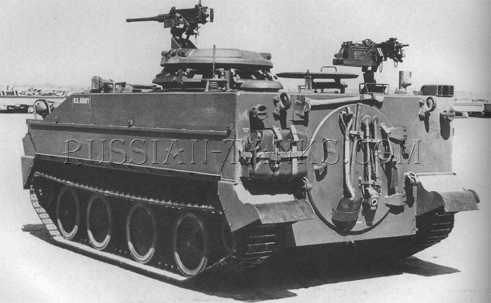 The early production command and reconnaissance vehicle T114