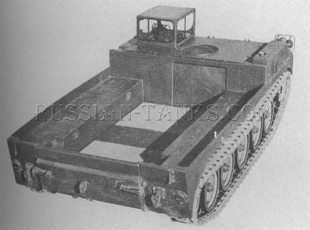 The missile equipment carrier XM474E2