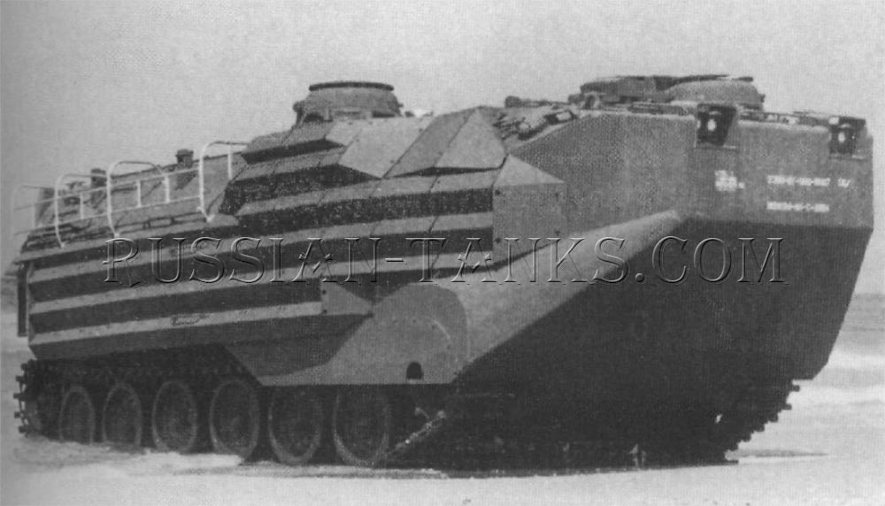 The AAV7A1 amphibious assault vehicle