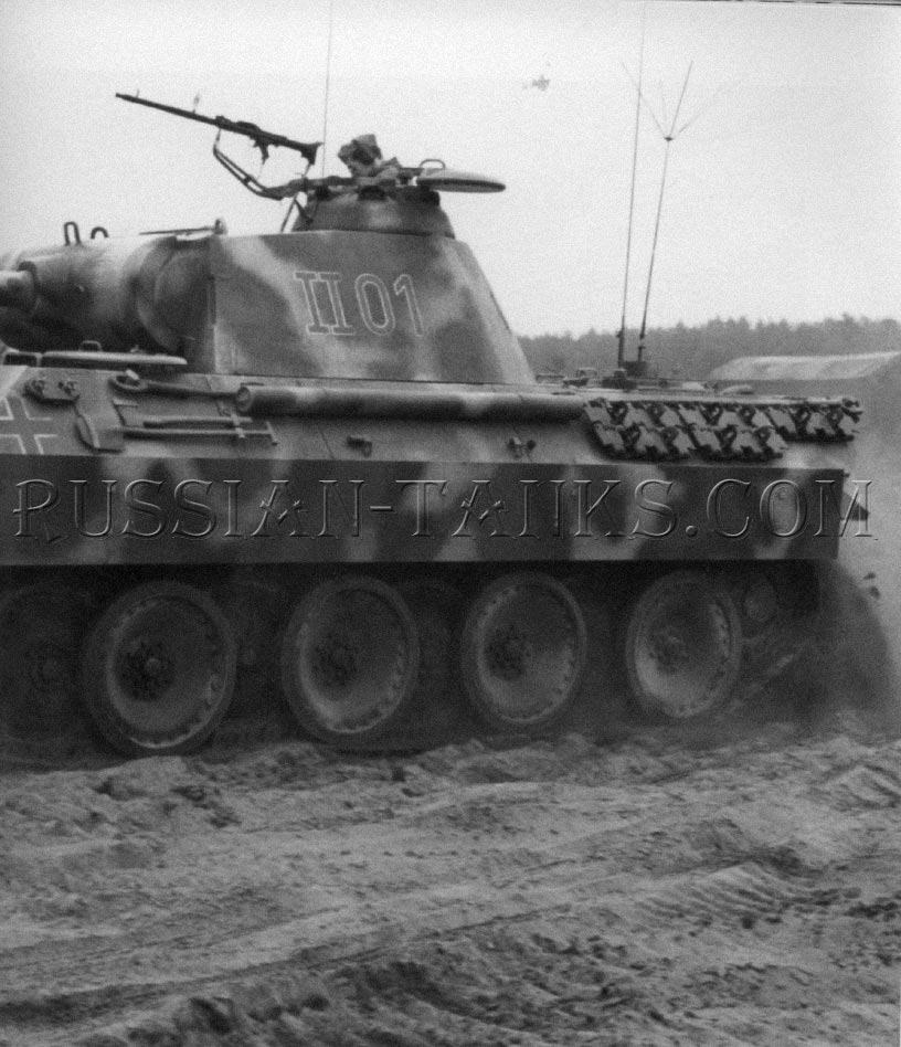 Panzer V Panther Ausf A.