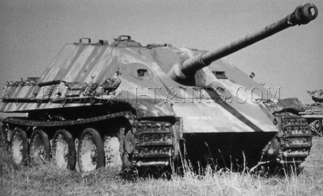 German Tank Jagdpanther
