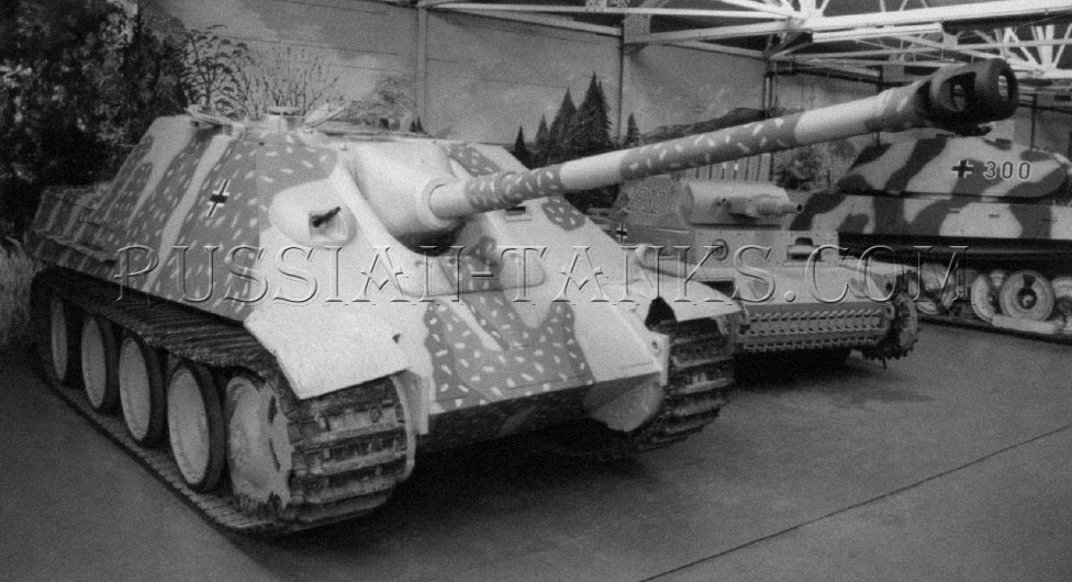 Jagdpanther Tank Destroyer