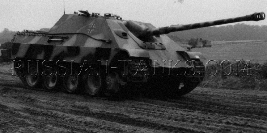 Tank Destroyer Jagdponther